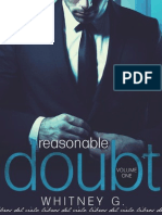Whitney Gracia Williams - Saga Reasonable Doubt - 01 - Reasonable Doubt Volumen 1 (1).pdf