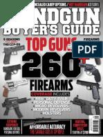 Handgun Buyer's Guide - Holiday 2015