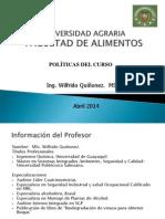 Presentación Evaluación de Impacto Ambiental