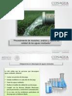 Procedimiento de Muestreo, Analisis y Reporte de Calidad de Las Aguas Residuales