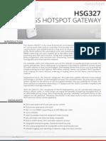 HSG327_Datasheet