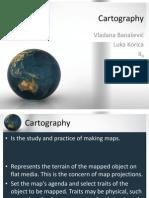 Cartography presentation