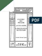 Austin Osman Spare - Livro Do Prazer (Pt)