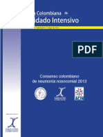 Neumona Consenso colombiano de neumonanosocomial Actacolcuidadointensivo2013 130822091654 Phpapp02