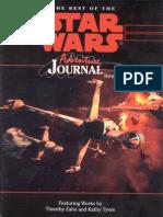 WEG40129 - Star Wars D6 - Adventure Journal 1-4