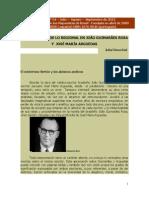 Artículo- Guimaraes y José María Arguedas