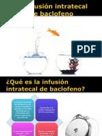 baclofeno intratecal