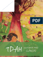 TDAH Guia para profesionales