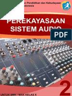 Perekayasaan Sistem Audio x2