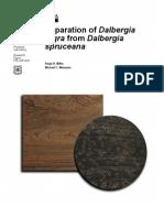 Dalbergia Nigra vs Dalbergia Spruceana