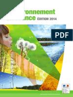 L Environnement en France - Edition 2014