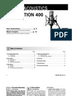 Perception400 Manual