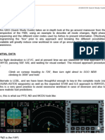 A320 Going Around Quick Study Guide