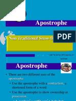 apostrophe powerpoint