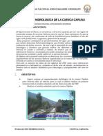 EVALUACION HIDROLOGICA DE LA CUENCA CAPLINA.doc