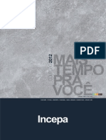 Catalogo 2012 Incepa