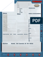 TLP Character Sheet