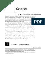 Los Océanos Unidad 2