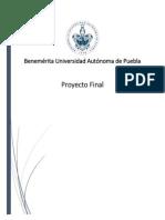 Proyecto Final Producción