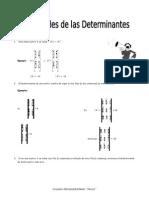 IV BIM - 3er. Año - ALG - Guía 4 -  Prop. de las Determinant.doc