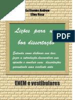 Lições para uma boa dissertação.pdf