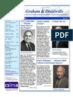 Graham Doddsville - Issue 13 - Fall 2011 - V2