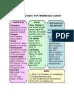 Protocol Hipertensiune Indusa de Sarcina