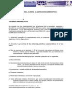 Esquizofrenia Clinica y Clasificacion Diagnostica.desbloqueado
