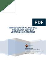 Introduccion a SLOPE 2012 Version 1 - CDT-libre