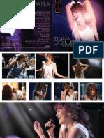 19 Digital Booklet - Thalía en Prime