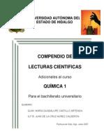 240-Compendio de Lecturas Cientifícas Química 1