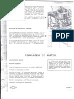 Manual de Manutencao - 03 - Regulagem Do M