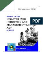 DRRM Act Primer.pdf