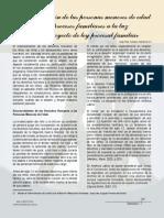 La Participacion de Las Personas Menores de Edad en Los Procesos Familiares - Derecho Civil-familia