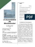 A Assembleia de Westminster - Guilherme Kerr