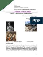 1. Vida Cotidiana en Grecia Antigua Ficha de Contenidos Yepez 2014