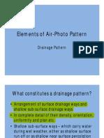 Drainage Pattern