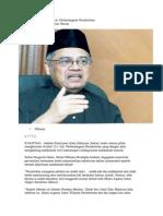 Hormati Artikel 121(1A) Perlembagaan Persekutuan