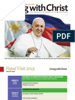 Official #PapalVisitPH 2015 Liturgical Booklet