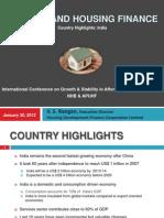 Country Highlights India - V S Rangan