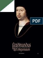 La política exterior de Fernando el Católico de 1492 a 1516, [en:] Ferdinandus Rex Hispaniarum. Príncipe del Renacimiento, Ricardo Centelles Salamero, Esteban Sarasa Sánchez (coords.), Zaragoza 2006, p. 387-398.