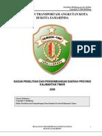 Pelayanan Transportasi Angkutan Kota Di Kota Samarinda - Badan Penelitian Dan Pengembangan Daerah Provinsi Kalimantan Timur - Dokumen Negara & Instansi