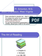 Art of Reading