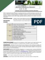 Workshop Statistical Methods in Biomedical Research _nioh_nims