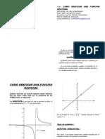 Como Graficar Funcion Racional