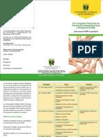 Brochure (1 Congreso Fihr) 2015