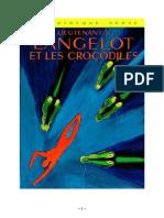 Lieutenant X Langelot 11 Langelot et les crocodiles 1969.doc
