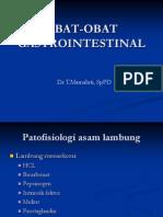 Obat Obat Gastrointestinal