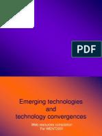 All Emerging Tech