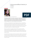 Análisis de Los Factores Que Modifican La Función y La Estética de Las Coronas